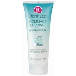 Dermacol Čisticí gel na obličej (Gommage Cleanser with Tea Tree Oil) 100 ml
