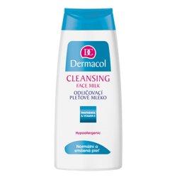 Dermacol Odličovací pleťové mléko pro normální a smíšenou pleť (Cleansing Face Milk) 200 ml