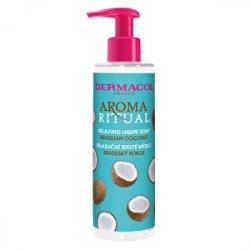 Dermacol Relaxační tekuté mýdlo Aroma Ritual Brazilský kokos (Relaxing Liquid Soap) 250 ml