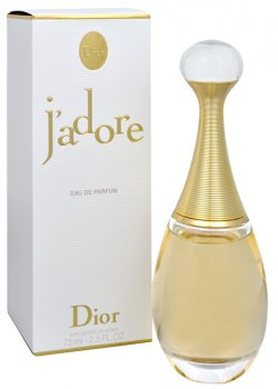 Dior J´adore - EDP - SLEVA - bez celofánu, chybí cca 5 ml 100 ml
