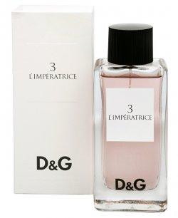 Dolce & Gabbana D&G Anthology L`Imperatrice 3 - EDT 1 ml - odstřik