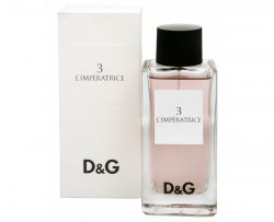 Dolce & Gabbana D&G Anthology L`Imperatrice 3 - EDT 100 ml