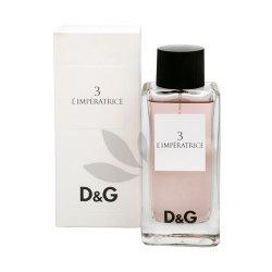 Dolce & Gabbana D&G Anthology L`Imperatrice 3 - EDT - SLEVA - poškozená krabička 100 ml