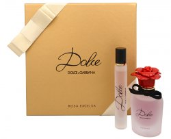 Dolce & Gabbana Dolce Rosa Excelsa - EDP 30 ml + roll-on 7,4 ml