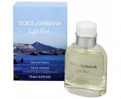 Dolce & Gabbana Light Blue Discover Vulcano Pour Homme - EDT 40 ml