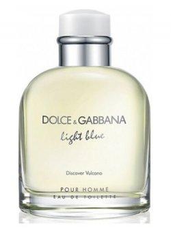 Dolce & Gabbana Light Blue Discover Vulcano Pour Homme - EDT - SLEVA - bez celofánu, chybí cca 4 ml 125 ml