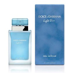 Dolce & Gabbana Light Blue Eau Intense parfémovaná voda dámská 100 ml