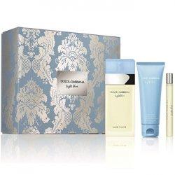 Dolce & Gabbana Light Blue - EDT 100 ml + tělové mléko 75 ml + EDT 10 ml