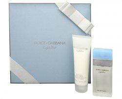 Dolce & Gabbana Light Blue - EDT 25 ml + tělové mléko 50 ml