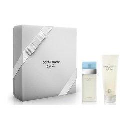Dolce & Gabbana Light Blue - EDT 50 ml + tělový krém 100 ml