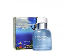 Dolce & Gabbana Light Blue Pour Homme Beauty Of Capri - EDT 75 ml