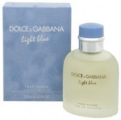 Dolce & Gabbana Light Blue Pour Homme - EDT 1 ml - odstřik