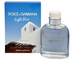 Dolce & Gabbana Light Blue Pour Homme Living Stromboli - EDT 40 ml