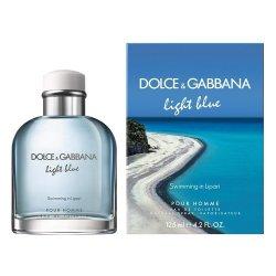 Dolce & Gabbana Light Blue Swimming In Lipari Pour Homme - EDT 75 ml