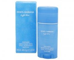 Dolce & Gabbana Light Blue - tuhý deodorant 50 ml