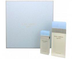 Dolce & Gabbana Light Blue Woman EdT 100 ml + EdT 25 ml dárková sada