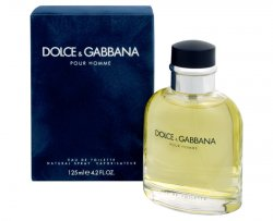 Dolce & Gabbana Pour Homme 2012 - EDT - SLEVA - poškozený celofán 125 ml