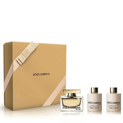 Dolce & Gabbana The One - EDP 75 ml + tělové mléko 100 ml + EDP 7,4 ml