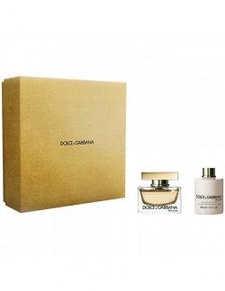 Dolce & Gabbana The One - EDP 75 ml + tělové mléko 100 ml