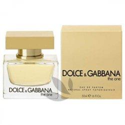 Dolce & Gabbana The One - EDP - SLEVA - pomačkaná krabička 75 ml