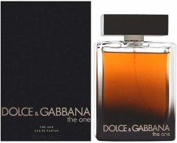 Dolce & Gabbana The One For Men - EDP - SLEVA - bez celofánu, chybí cca 2 ml 100 ml