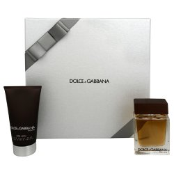 Dolce & Gabbana The One For Men - EDT 50 ml + balzám po holení 75 ml - SLEVA - poškozený plastový obal