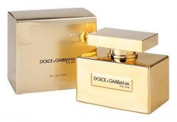 Dolce & Gabbana The One Gold Limited Edition - EDP - SLEVA - bez celofánu, chybí cca 1 ml 75 ml