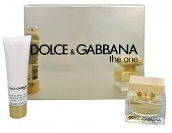 Dolce & Gabbana The One - EDP 30 ml + tělové mléko 50 ml