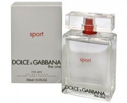 Dolce & Gabbana The One Sport For Men - EDT 150 ml