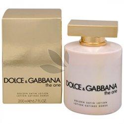 Dolce & Gabbana The One Woman tělové mléko 200 ml