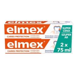 Elmex Zubní pasta Anti Caries Protection Duopack 2 x 75 ml - SLEVA - poškozená krabička