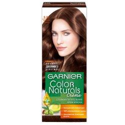 Garnier Dlouhotrvající vyživující barva na vlasy (Color natural Creme) - SLEVA - poškozená krabička 43 Hnědá zlatá