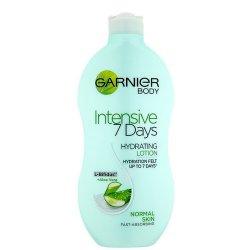 Garnier Hydratační tělové mléko s aloe vera (Intensive 7days) 250 ml