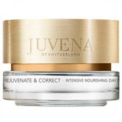 Juvena Intenzivní denní krém na suchou až velmi suchou pleť (Rejuvenate & Correct Nourishing Intensive Nourishing Day Cream) 50 ml - SLEVA - poškozená krabička