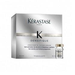 Kérastase Kúra pro obnovení hustoty vlasů pro ženy Densifique (Hair Activator Program) 30 x 6 ml - SLEVA - poškozená krabička