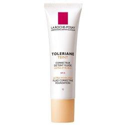 La Roche Posay Fluidní korektivní make-up Toleriane Teint SPF 25 (Fluid Corrective Foundation) 30 ml 10 Ivory