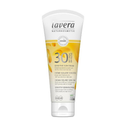 Lavera Opalovací krém SPF 30 Sensitive (Sun Cream) 100 ml