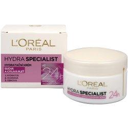 L'Oréal Triple Active denní hydratační krém pro suchou a citlivou pleť 50 ml