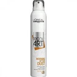 Loreal Professionnel Profesionální suchý šampon pro všechny typy vlasů (Morning After Dust) 200 ml - SLEVA - lehce promáčklý obal