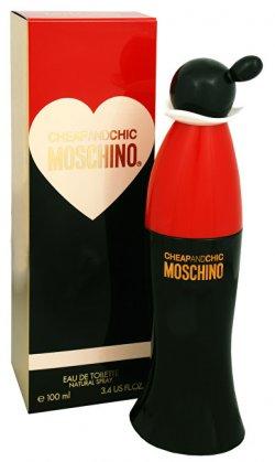 Moschino Cheap & Chic - EDT - SLEVA - bez celofánu, chybí cca 1 ml 100 ml
