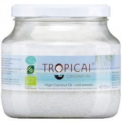 Ostatní Panenský kokosový olej Tropicai 750 ml
