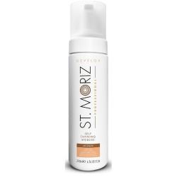 St. Moriz Samoopalovací pěna pro střední opálení Professional (Tanning Mousse Medium) 200 ml