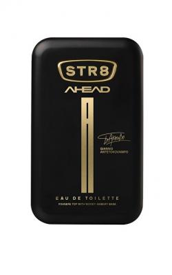 STR8 Ahead - EDT - SLEVA - pomačkaný obal 100 ml