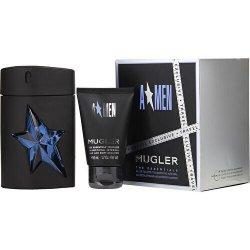Thierry Mugler A*Men - EDT 50 ml (plnitelná) + sprchový gel 50 ml