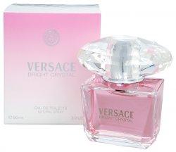 Versace Bright Crystal - EDT - SLEVA - bez celofánu, chybí cca 1 ml 90 ml