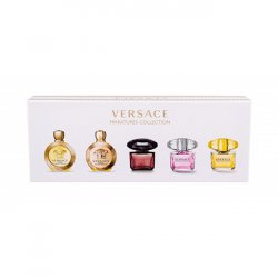 Versace Kolekce miniatur Versace - EDT 4 x 5 ml + EDP 5 ml