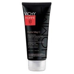 Vichy Hydratační sprchový gel Homme Hydra Mag C 200 ml