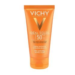 Vichy Ochranný krém na obličej SPF 50+ Idéal Soleil 50 ml - SLEVA - poškozená krabička