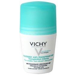 Vichy Deo roll-on antitranspirant proti nadměrnému pocení 48h 50 ml