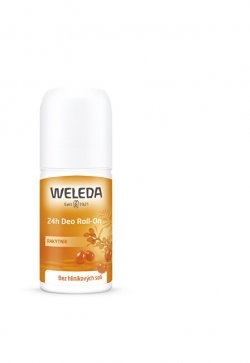 Weleda Deo Roll-On Rakytník 24h 50 ml